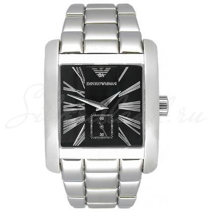 Купить AR0181 Часы EMPORIO  ARMANI Classic Man Rectangular