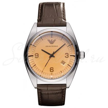 Купить AR0394 Часы EMPORIO  ARMANI Classic Man Round