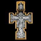 101084 крест нательный