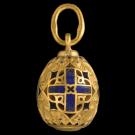 Кулон 102.120 Пасхальное яйцо Акимов
