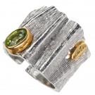 1179h кольцо с хризолитом