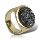 купить кольцо с друзой ref185 Fanes