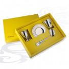 AZ20302 Детский набор  для завтрака серебро 925